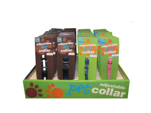 Assorted Dog and Cat Collars