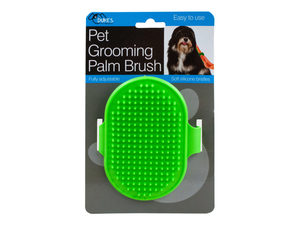 Pet Grooming Palm Brush