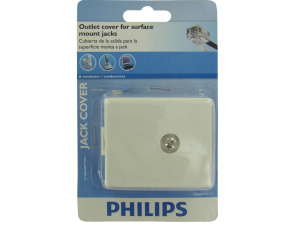Philips jack cover