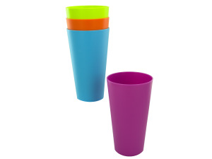 Wholesale: 32 oz. Large Plastic Tumbler