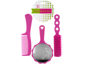 Brush and beauty set