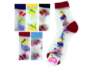 hi cut argyle 6-8 socks