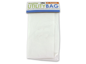 Drawstring all-purpose utility bag