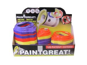 Wholesale: Paint can pour spout