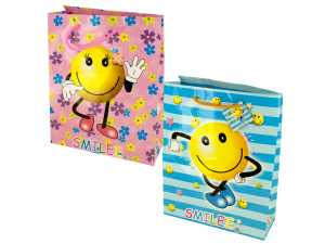 Happy Face Gift Bag