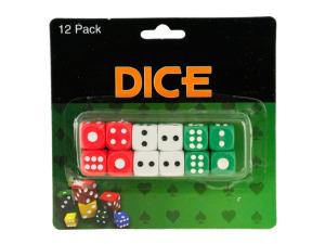 Wholesale: Casino Style Dice