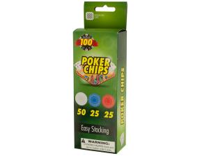 Wholesale: Plastic Poker Chips
