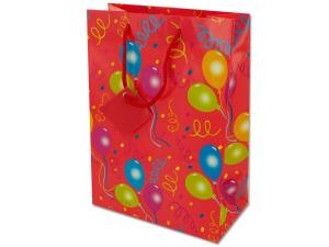 Wholesale: Bday med gift bag 1226-1