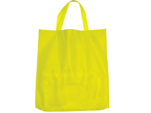 Yellow Shopping Tote