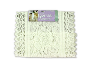Wholesale: Lace table runner