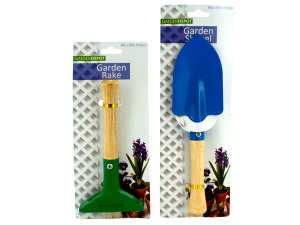 Garden tool assortment