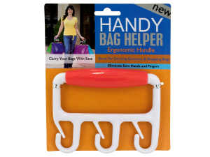 Handy bag helper