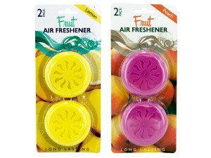 Fruit scented air freshener