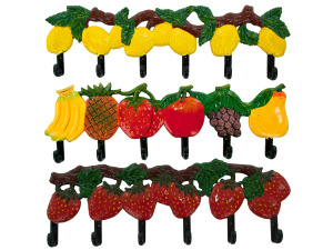 key holder fruit design
