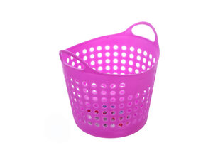 storage basket assorted colors