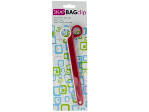 snap bag clip