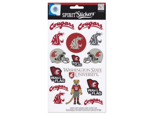 washington state university spirit stickers
