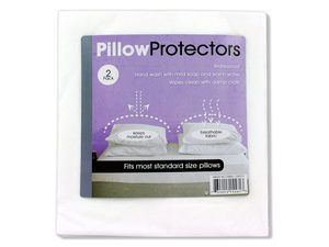 bulk buys Pillow protectors, package of 2 (Pack of 24) at Sears.com