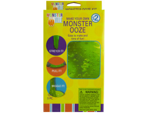 Monsterville Make Your Own Monster Ooze Kit