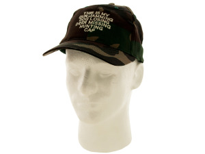 Men's Adjustable Novelty Hat