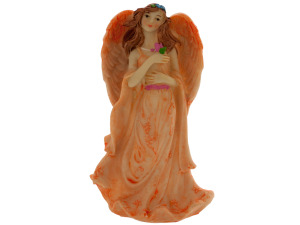 "5"" Angel Resin Figurine"
