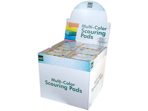 Wholesale: Scouring sponge pad set