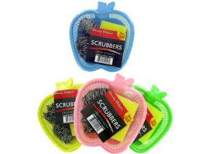 3 Piece Scrubbers and Basket
