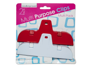 Large multi-purpose clips