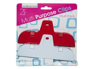 Large multi-purpose clips