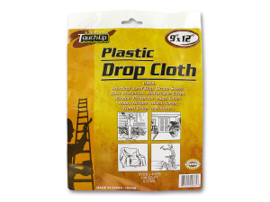 Plastic Drop Cloth