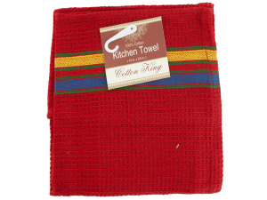 Cotton Striped Kitchen Towel