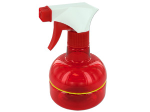 Short spray bottle