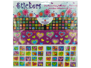 200pc stickers
