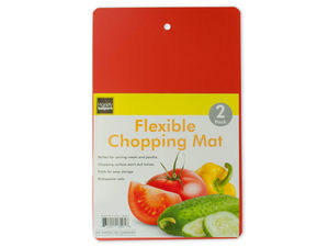 2 pack flexible chopping mats