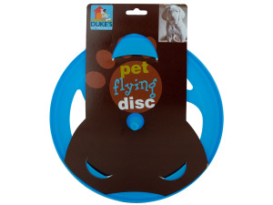 doggie flying disc