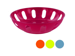round basket assorted colors