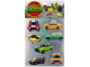 3d stickers car/truck