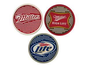 Miller Beer Coaster