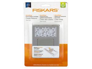 Wholesale: Fiskars Winter Frost Ribbon Punch Cartridge