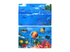 Wholesale: Dolphin plastic placemat