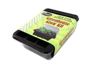 Greenhouse grow kit
