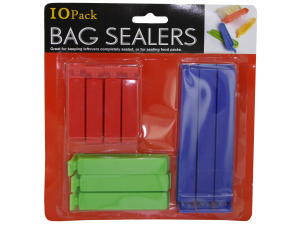 Bag sealer set