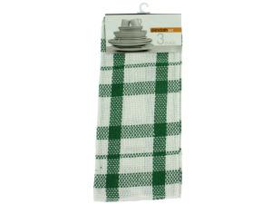 Wholesale: Dishcloth set, pack of 3