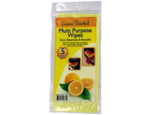 Multi-purpose wipes