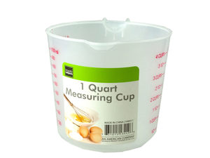 Wholesale: One Quart Measuring Cup