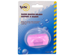 razor suction holder