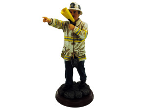 fire captain figure 12345