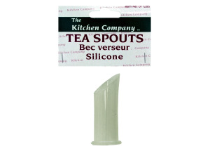 silicone tea spout cover