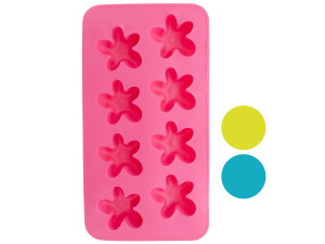 Flower Shape Ice Cube Tray