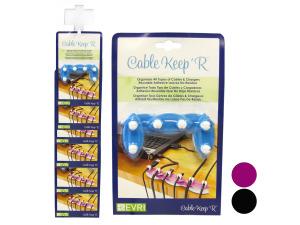 Cable Keep'R Clip Strip